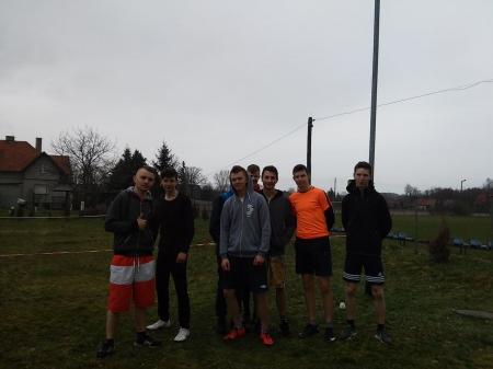 POM drużynowe biegi przełajowe