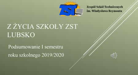 Z ŻYCIA SZKOŁY ZST - Prezentacja