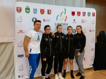 Mistrzostwa Polski Juniorek Młodszych w zapasach