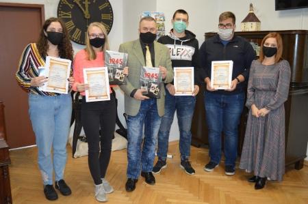 "Konkurs Historyczny  pt. ""Polska pod panowaniem Zygmunta I Starego i Zygmunta"