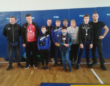 Otwarte Mistrzostwa Województwa Lubuskiego w Zapasach Młodzików