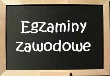 EGZAMIN ZAWODOWY CZERWIEC 2021