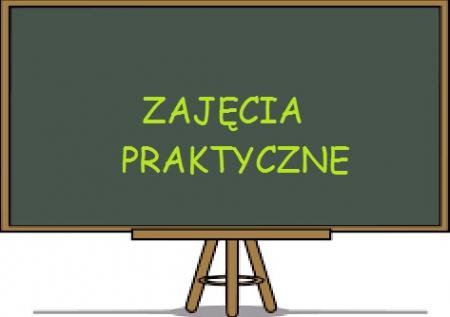 Kształcenie praktyczne - harmonogram
