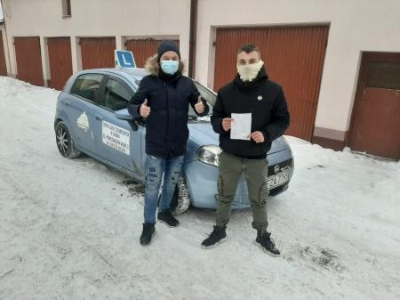 Kolejny kierowca w ZST Lubsko!