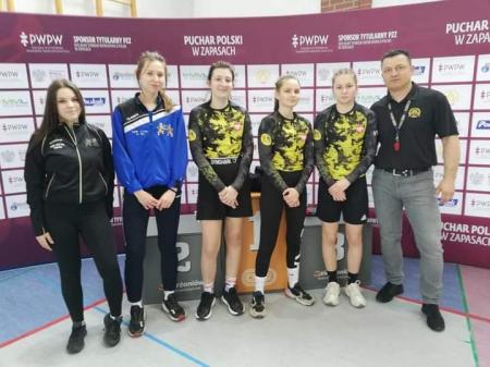 II Puchar Polski Juniorek Młodszych